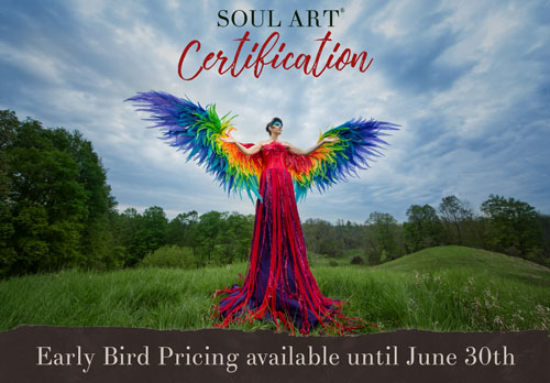 Register for the Soul Art Certification